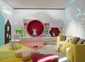 3D-визуализация: детские