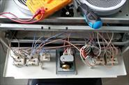Электрические плиты, вар/панели, духовые шкафы.