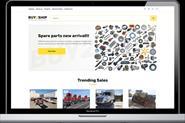 Buy2Ship - продажа спецтехники по всему миру