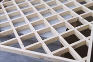 Изготовление перголы, реставрация скамеек