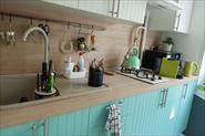 Ремонт кухни с установкой гарнитура