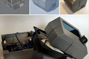 Разработка корпуса с электроникой печать на 3D принтере.