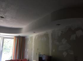 Детская потолок