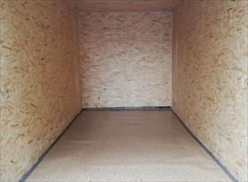 Герметичная, промтоварная будка ДхШхВ 2.9х1.66х1.6