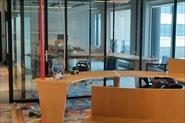 Монтаж дизайнерского освещения в офисе