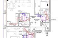 Рабочий проект системы чиллер-фанкойл в квартире