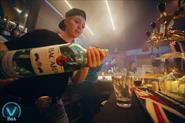 Обслуживание на постоянной основе вечеринок сети баров Vape.Ru в г. Москва