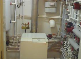 Примеры  выполненных работ отопление водоснабж