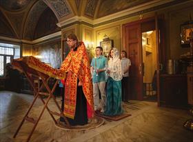 Венчание Екатерина и Александр