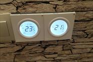 Ремонт теплого пола(электромат)