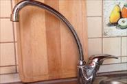 Замена смесителя кухни и установка фильтра