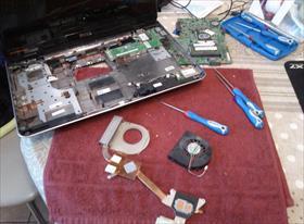 Ремонт ноутбука Dell N5010