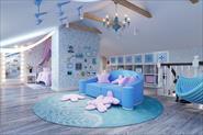 Дизайн проект дома с мансардой 250 кв.м. СПБ