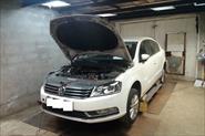 Ремонт двигателя на VV Passat 2012 гв