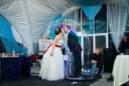 Шоу пузырей на свадьбу