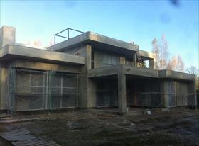 Утепление и оштукатуривание фасада