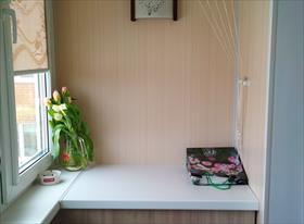 Нестандартная мебель на балкон и не только