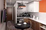 Дизайн-проект 1-к квартиры для холостяка