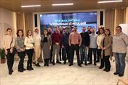Фотографии с семинара в Москве по маркетингу