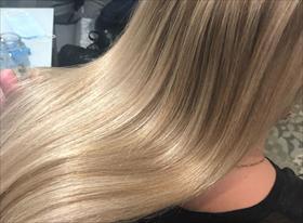 Кератиновое выпрямление волос /Ботокс /Нанопластика