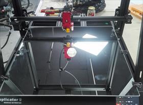 Настройка 3D принтера Wanhao Duplicator 9/500