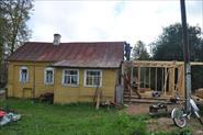 Каркасная пристройка и замена крыши.
