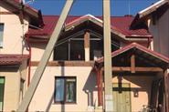 Окна нестандартной формы, остекление домов