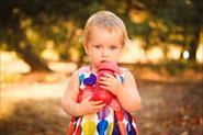Детские фото, ретушь