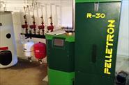 Монтаж отопления и обвязка котельной