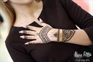 Женские временные татуировки и мехенди