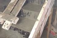 Лестница черновая бетонная