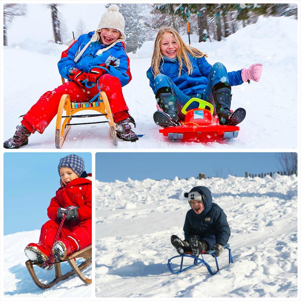 фотосессия зимой детей