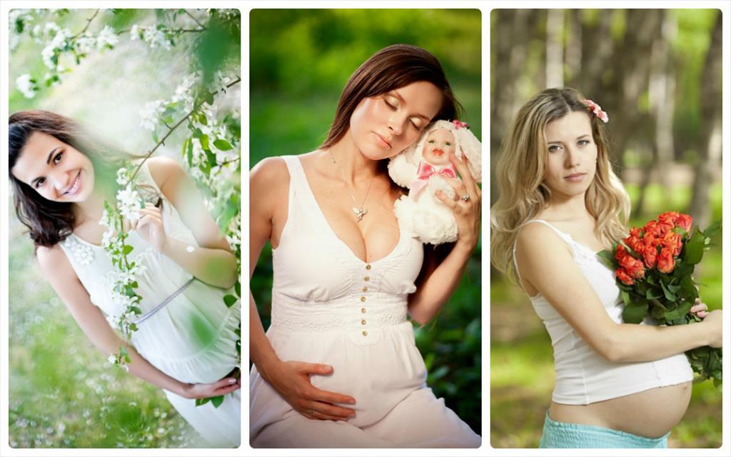 идеи фотосессии беременных